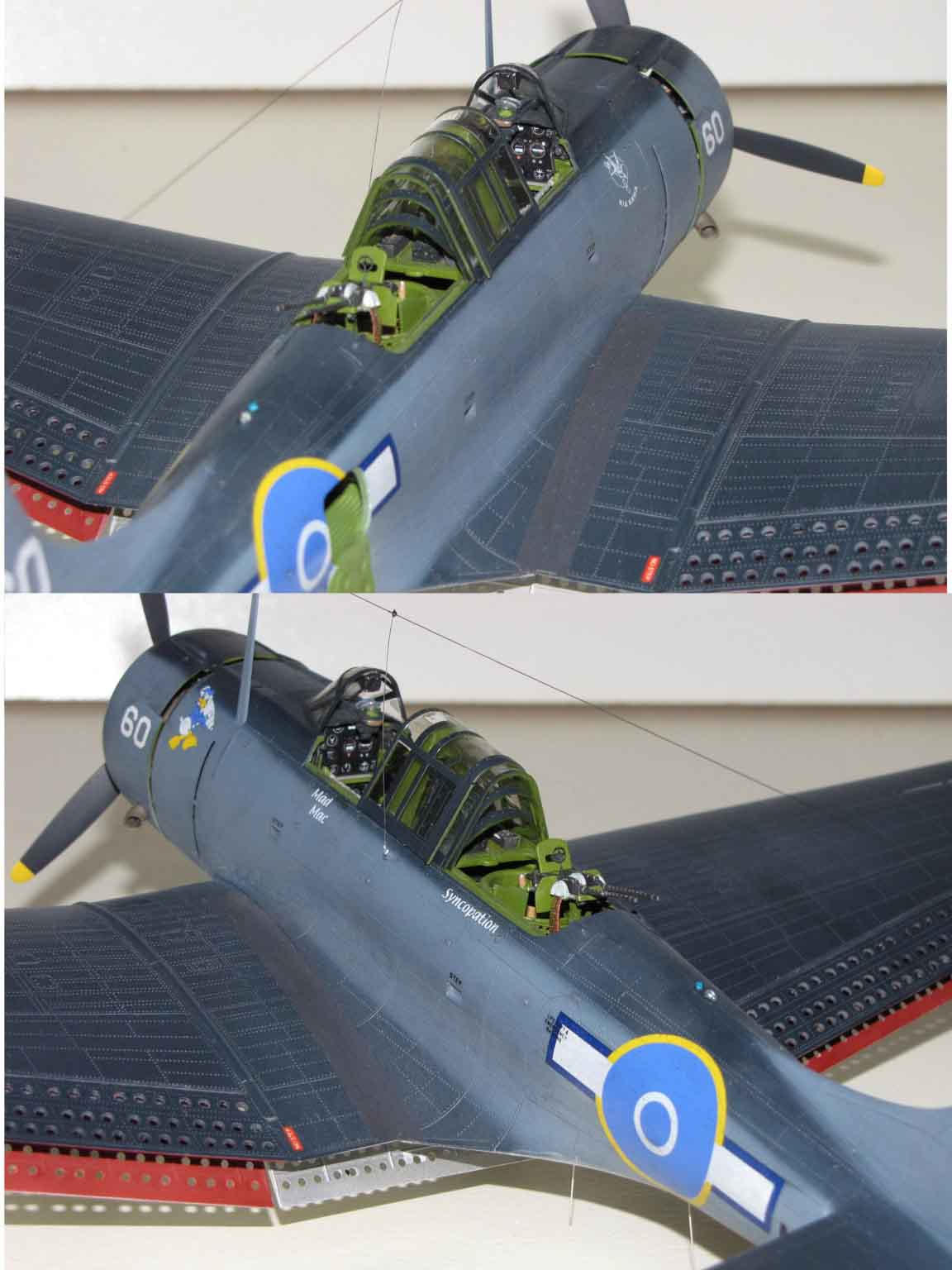 RNZAF SBD-5 Dauntless - Ready for Inspection - LSP Forums
